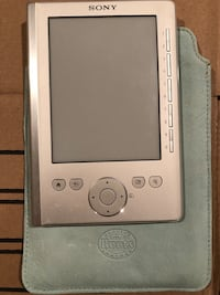 Sony Kobo with leather case (no charger) Mississauga, L4W 3N3