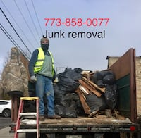spring cleaning junk removal/hauling Chicago