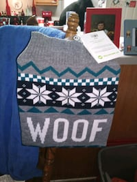 Dog sweater new xl Knoxville, 37921