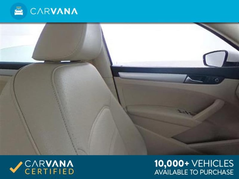 2013 VW Volkswagen Passat sedan 2.5L SE Sedan 4D White <br /> 17