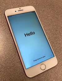 iPhone 7 128gb Red Arlington Heights, 60004