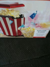 Brand new popcorn machine Fort Belvoir, 22060
