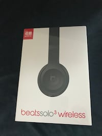 Brand new Black Beats solo3 wireless  Bethesda, 20817