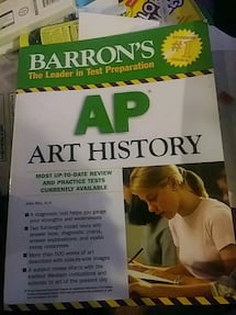 AP Art history book