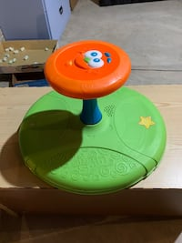 Spinning toy