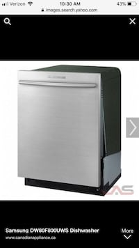 Samsung Dishwasher Brea, 92821