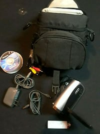 samsung camcorder with all accessories Douglasville, 30135
