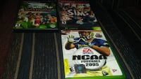 Playstation 2 Games And One XBox Game