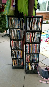 assorted DVD movie cases collection Roanoke, 24012