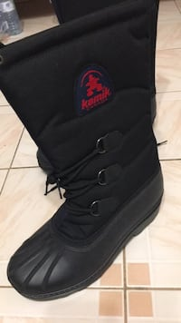 Mens size 7 Kamik boots never worn with tags. New With tags Toronto, M4C 2P7
