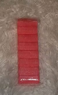 8 pink velcro hair curlers Toronto, M5A 1Z8