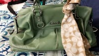 Mint Coach Purse San Antonio, 78250