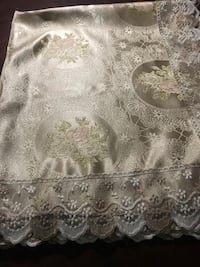 Table cover for square table brand New!!!