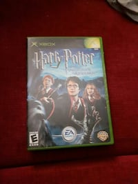 Harry Potter and the prisoners of askaban XBOX CD case Welland, L3B 2K9