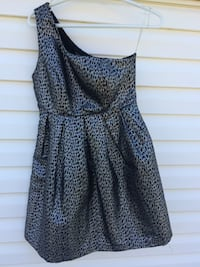Women's black and silver dress Calgary, T1Y 2W8