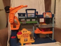 Toy Story 3 Playset