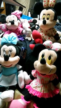 Huge Vintage&New Minnie Mouse Collection