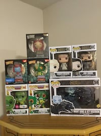 Funko Television Pop Figures. Masters, GOT & more Cambridge, N1P 1A5