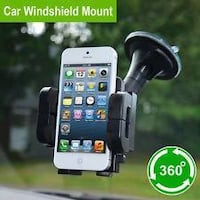 Brand new For Cell Phone GPS Universal 360° Car Windscreen Dashboard Mount Stand Holder New Westminster