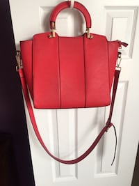 Red purse  St Catharines