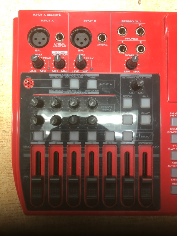Fostex MR8 8-Track Digital Recorder with Built-In FX ...... e4f1d3a2-dc15-4999-ad2e-4be70e8508c2