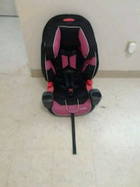 black and red car seat Akron, 44306