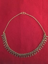 silver-colored chain link necklace Abbotsford, V2S 3N5
