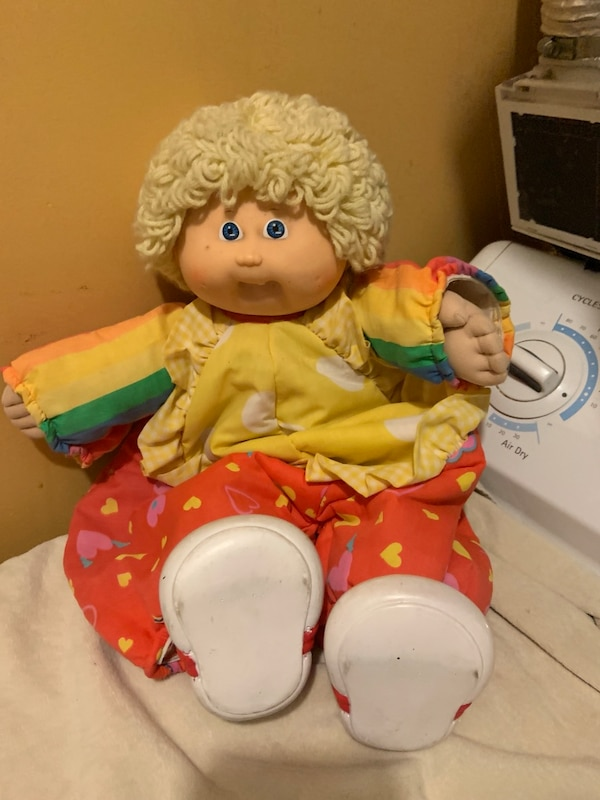 Clown Cabbage Patch 1978, 1982