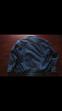 Gary Pallan Denim Jacket. Los Angeles, 90033