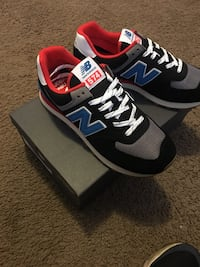 Sizes- [TL_HIDDEN] NEW BALANCE 574! BRAND NEW Halethorpe, 21227