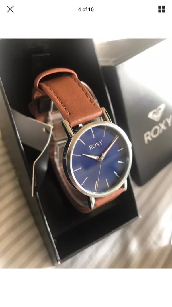 Roxy leather watch 5be239fe-0d32-4f57-bbb8-ad16effdcfc3