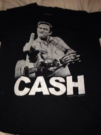 Johnny Cash tshirts size med Worn once