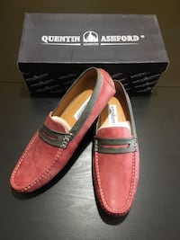Brand New in Box Distressed Red Size 10 (Fits 10.5 as well) Montréal, H4M 2K7