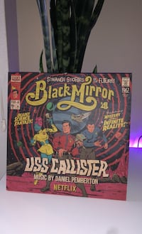 Black Mirror USS Calister LP