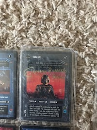 Star Wars cards Hutto, 78634