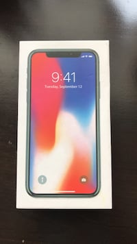 iPhone X 64gb Hamilton, L9A 5J9