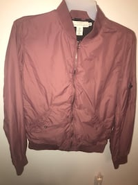 brown zip-up jacket Calgary, T3J