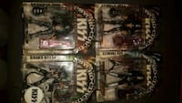 Kiss set of 4 , psycho circus (FIRM PRICE) Toronto