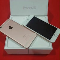 silver iPhone 6 with box Saint Paul, 55124