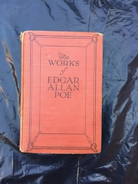 Edgar Allan Poe Book. Please check out my other posted items    Montréal, H3X 1J4