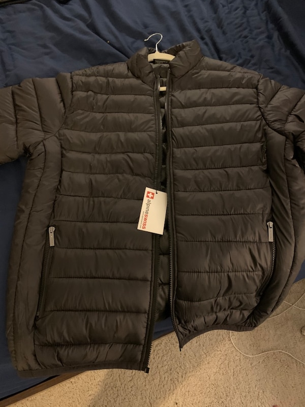 Men's winter jacket (XL, brand new) cf3b20b2-b3ce-4345-8ee5-dabf89c25fc9