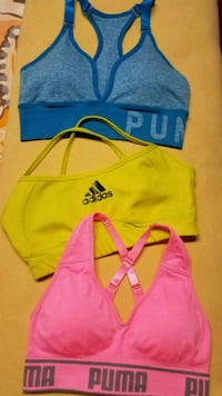 yellow and blue adidas track pants Seattle, 98177
