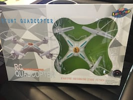 RC Quad copter new in box great gift