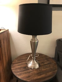 Table Lamp includes base, lampshade & 3-way lightbulb West Hollywood, 90069