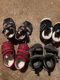Size 20 baby shoes 774 km