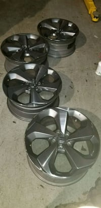 Honda accord touring wheels 19 inch w/tires Lanham, 20706