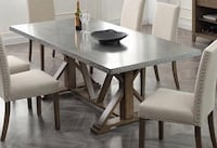 GORGEOUS FARMHOUSE STYLE DINING TABLE Calgary, T2K 0X1