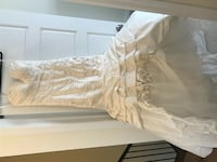 Couture style wedding dress Mississauga, L0R