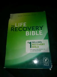 LIFE RECOVERY BIBLE Fircrest, 98466