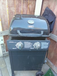 black and gray gas grill Corona, 92879